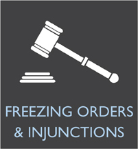 Freezing Orders & Injunctions